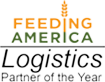 Feeding America - Logistics Partner of the Year