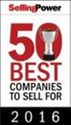 Selling Power - 50 Best Companies to sell for 2016
