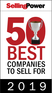 Selling Power - 50 Best Companies to sell for 2019